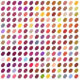 Seamless mosaic pattern_4. Vector background from a banner or for the realization of your other design ideas Royalty Free Stock Photos