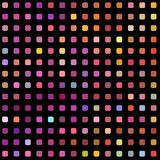 Seamless mosaic pattern_2. Vector background from a banner or for the realization of your other design ideas Stock Photo