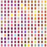 Seamless mosaic pattern_3. Vector background from a banner or for the realization of your other design ideas Royalty Free Stock Photography