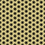 Seamless muslim pattern Royalty Free Stock Image