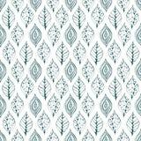 Seamless natural pattern Royalty Free Stock Image