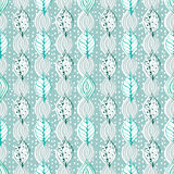 Seamless natural pattern Stock Photo