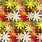 Seamless nature pattern Stock Images