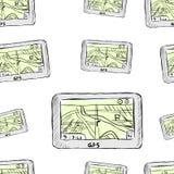 Seamless navigators Stock Photo