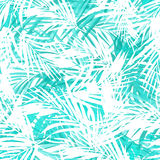 Seamless neo camouflage tropical summer pattern Stock Images