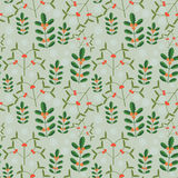 Seamless new year pattern Royalty Free Stock Photography