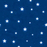 Seamless night sky background Royalty Free Stock Photography