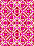 Seamless nostalgia pattern Royalty Free Stock Photo
