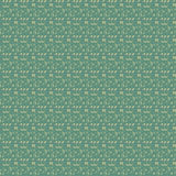 Seamless note background pattern. In green and yellow Stock Photography