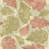 Seamless oak background Royalty Free Stock Image