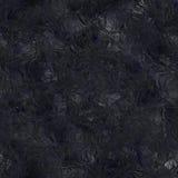 Seamless obsidian texture Stock Image