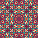 Seamless octagon pattern Stock Photos