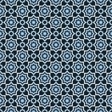 Seamless octagon pattern royalty free stock photos