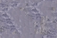 Seamless  oil painted canvas background from tile able texture. Stock Images