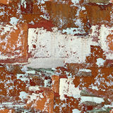 Seamless old bricklaying. Royalty Free Stock Image