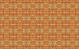 Seamless Old grunge brick wall texture background Stock Photography