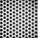 Seamless old metal grid pattern Royalty Free Stock Images