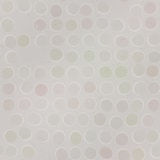 Seamless old paper texture with colorful polka dots Royalty Free Stock Image