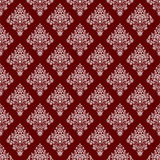 Seamless old style pattern. Vintage background. Classic style texture. For wallpaper, textile, fabric, scrap paper Stock Image