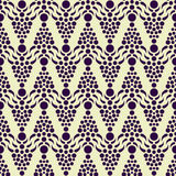 Seamless old style pattern. Vintage background. Classic style texture. For wallpaper, textile, fabric, scrap paper Royalty Free Stock Photo