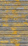 Seamless old wooden planks, cracked background Stock Photos