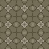 Seamless olive matrix pattern _2. Several light cross textile seamless patterns for backgrounds Stock Photography
