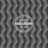 Seamless op art background Stock Image