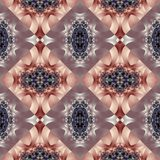 Seamless openwork pattern. You can use it for invitations, noteb Royalty Free Stock Photos