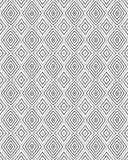 Seamless optical art pattern vector background Royalty Free Stock Photo