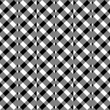 Seamless optical pattern in the cell. Stock Image