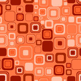 Seamless orange background Royalty Free Stock Images