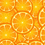 Seamless orange  background Royalty Free Stock Photo