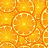 Seamless orange  background Royalty Free Stock Photo