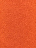 Seamless orange felt background Royalty Free Stock Images