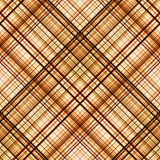 Seamless orange grid pattern background. Royalty Free Stock Photo
