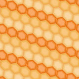 Seamless orange pattern Royalty Free Stock Photo