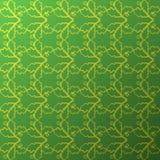 Seamless organic wallpaper Royalty Free Stock Images