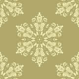 Seamless Orient  Background Royalty Free Stock Images