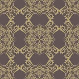 Seamless Orient Vector Background Royalty Free Stock Photos