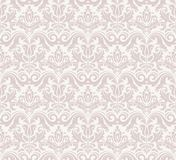 Seamless Orient Vector Background Stock Image