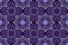 Seamless oriental  detailed  pattern Royalty Free Stock Photography