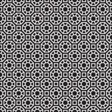 Seamless oriental moroccan arabian islamic pattern background stock illustration
