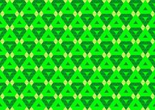 Techno Geometric Oriental Ornamental in Neon Green and Soft Yellow Colour Seamless Pattern Background Wallpaper Royalty Free Stock Images