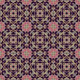 Seamless oriental pattern Royalty Free Stock Image
