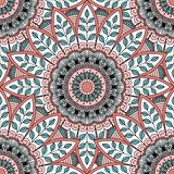 Seamless oriental pattern. Stock Photo