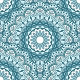 Seamless oriental pattern. Stock Photography