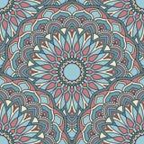 Seamless oriental pattern. Stock Photos