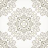 Seamless oriental pattern. Royalty Free Stock Photos