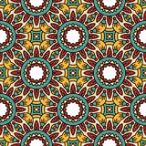 Seamless oriental pattern. Royalty Free Stock Images