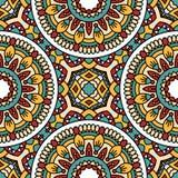 Seamless oriental pattern. Stock Image